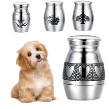 Container-Jar Memorial Cremation Mini Pet-Ashes-Holder Urns Keepsake Small Human