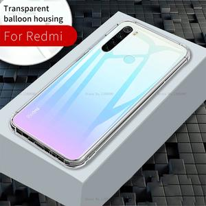 Phone-Case Xiaomi Redmi Note Transparent 7 for 7a-7/Note/8-pro/.. The Air-Bag Full-Cover-Cover