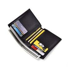 Мужской кошелек ПУ, кожаная монета Карманный Кошелек Клатч держатель для карт винтажный короткий кошелек мужской бумажник мягкий двойные Cartera