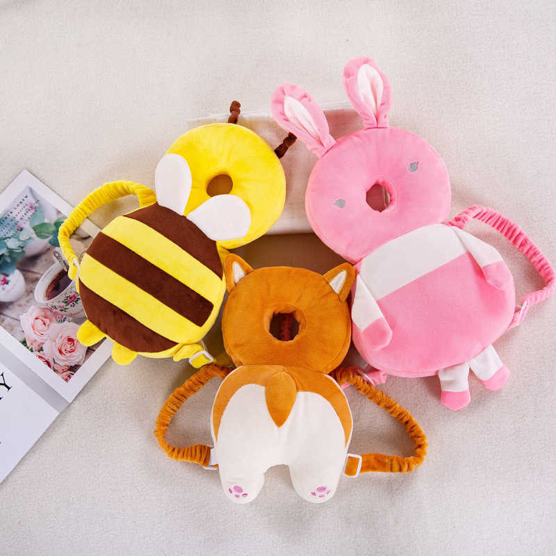 1 pcs Headrest baby head protection child cushion headrest pillow baby toddler shatter-resistant pillow children protect
