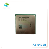 AMD A6 Series A6 6420B A6 6400 series 4.0Ghz 65W Dual Core CPU Processor AD642BOKA23HL Socket FM2
