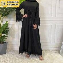 Abaya Dubai – Robe Maxi pour femmes musulmanes, vêtements islamiques de haute qualité, arabe, turquie, Kaftan, pour Ramadan, modeste