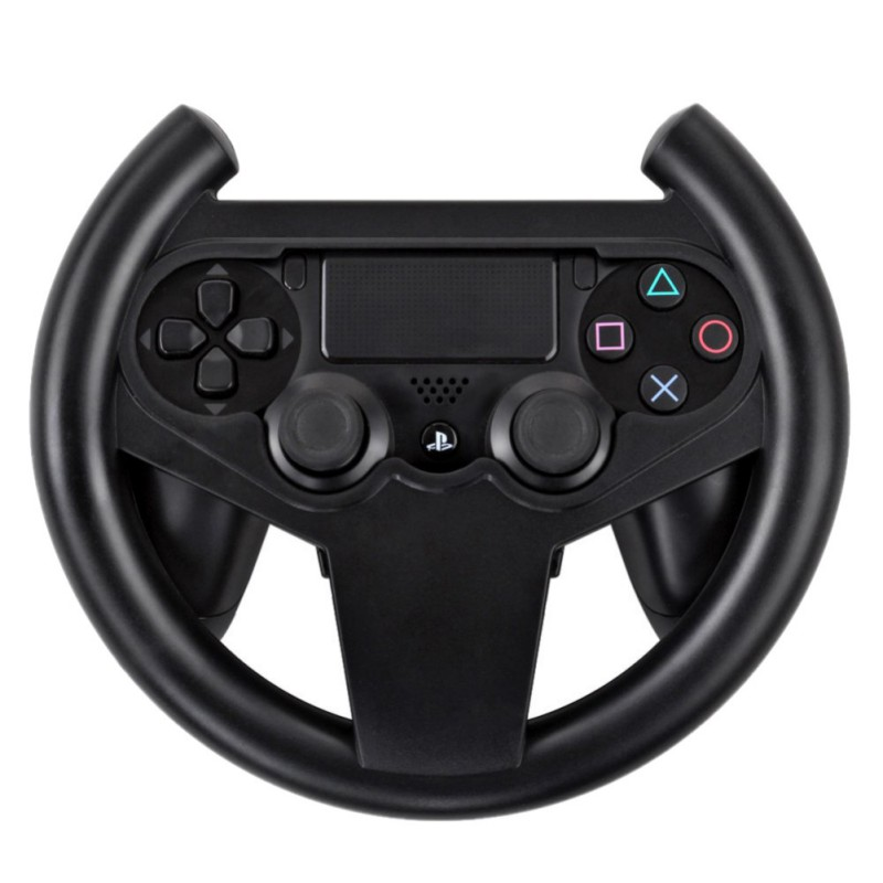 for PS4 Gaming Racing Steering Wheel For PS4 Game Controller for Sony Playstation 4 Car Steering Wheel Driving Gaming Han image