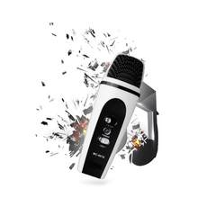 Cool Hifier MC-091 Mobile Phones Karaoke Microphones for Android Smartphone Samsung HTC Tablet PC Laptop(China)
