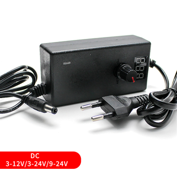 цена на AC DC 3V 5V 24V 12V 24V Adjustable Power Supply Source 1A 2A 5V 12V 24V Switching Power Supply AC-DC Display Screen Mean Well
