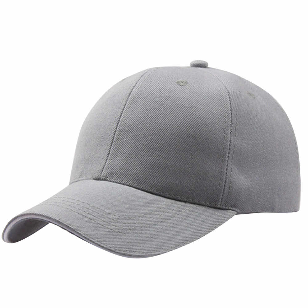 2019 fashion Caps for running men women Baseball Cap Snapback Hat Hip-Hop Adjustable
