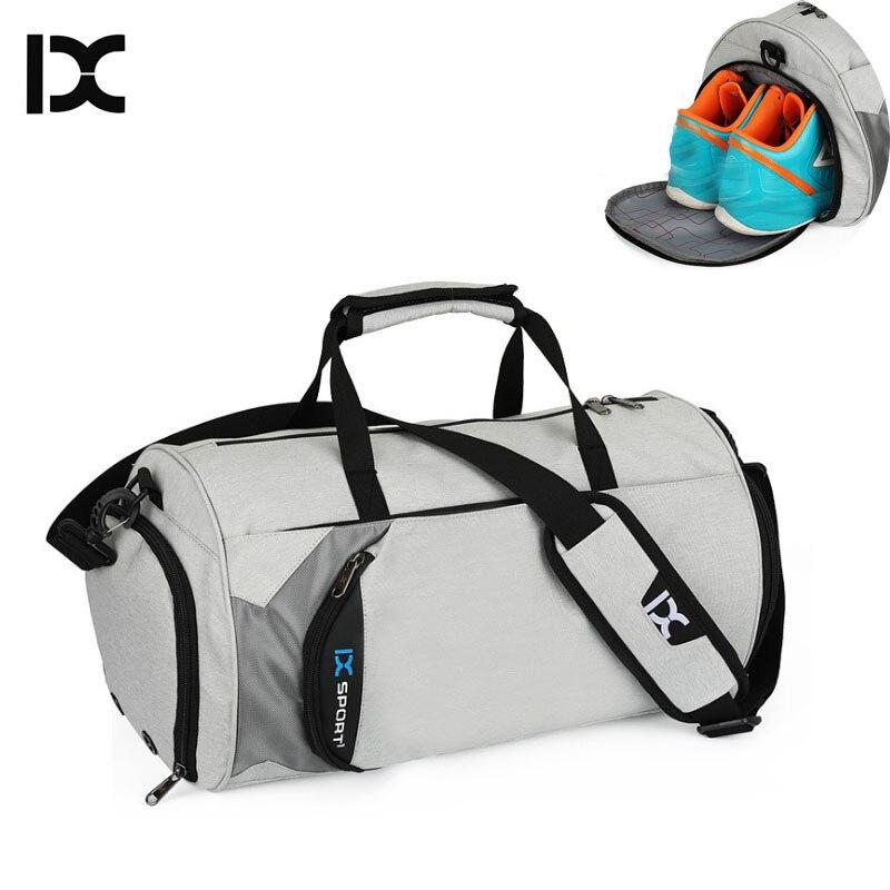 Sacos de ginásio dos homens para o saco de treinamento tas saco de viagem fitness esporte ao ar livre esportes nadar mulheres seco molhado gymtas yoga sapato 2020 xa103wa