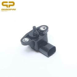 Kolektora dolotowego czujnik ciśnienia powietrza czujnik map A0051535028 EP9451-R3A dla Mercedes W163 W164 W168 W169 C300 CL63 GL550 R350