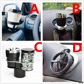 car drink carrier cup water holder Air Condition Inlet Bottle for Skoda Opel DAF RAM Trucks Paccar Ford Otosan Chrysler image
