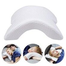 Memory Foam Bedding Pillow Anti-pressure Hand Ice Silk Slow Rebound Multifunction Neck Home Couple Beding