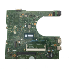 FULCOL – carte mère pour ordinateur portable DELL INSPIRON I3-5005U 3458 3558 CN-0MY4NH 0MY4NH MY4NH 14216-1, 100% fonctionnel
