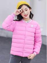 Girls Jackets 2019 Children Outerwear Coat Winter Baby Boys Girls Jacket Toddler Warm Coat Kids Clothes For 4-12 Years все цены