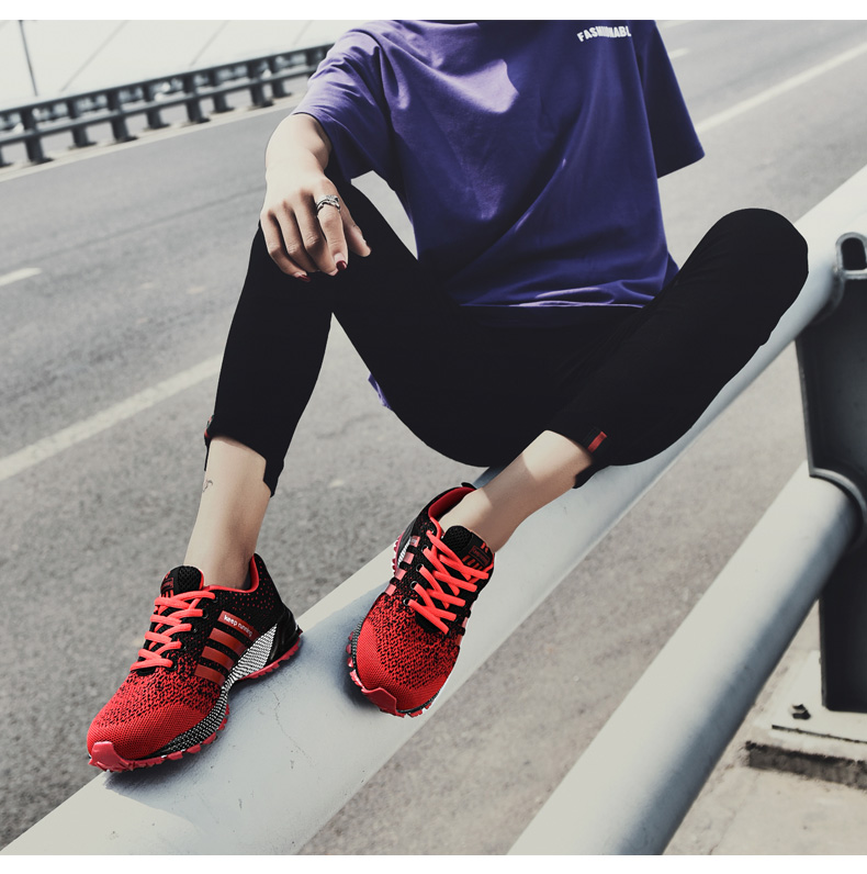 H18335ba765b84139ac2012d52a587d142 New Autumn Fashion Men Flyweather Comfortables Breathable Non-leather Casual Lightweight Plus Size 47 Jogging Shoes men 39S