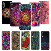 Colored Flower Floral Mandala Case for Xiaomi Redmi Note 9s