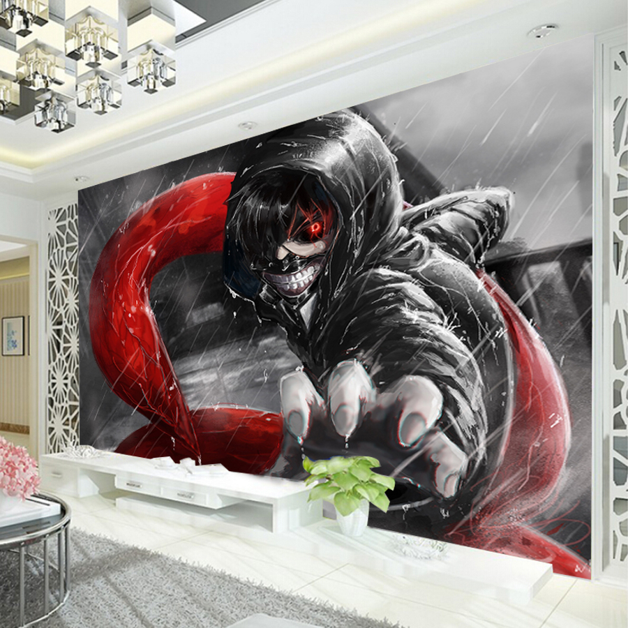Details about  /3D Tokyo Ghoul N163 Japan Anime Game Wallpaper Mural Cosplay Amy