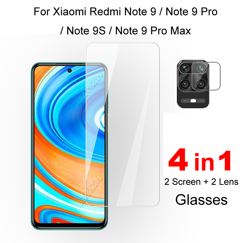 Пленка для объектива камеры Xiaomi Redmi Note 9 Pro 9s, защитное стекло, протектор экрана, закаленное стекло для Xiaomi Redmi Note 9 Pro Max
