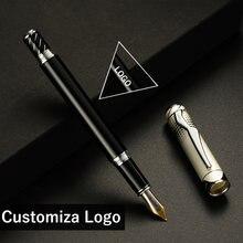 Ручка перьевая с чернильным наконечником роскошный карандаш
