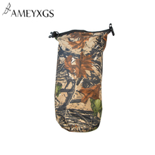 Outdoor Camouflage Waterproof Dry Bags  Sack Storage Pouch Portable For Camping Hiking Trekking Use