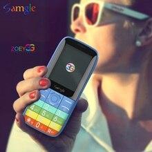 Простой бар мобильный телефон для пожилых людей Samgle 3g WCDMA HD дисплей большой ключ фонарь долгое время ожидания громкий звук Whatsapp функция телефона