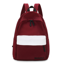 Hot Women Backpack Nylon Casual School Bag for Teenager Girls Female Travel Bag Light Bagpack Rucksack Student backpack ZX-115. hot women backpack female corduroy backpack school bag for girls rucksack female teenager travel backpack lady bookbag mochila