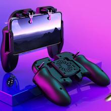 H6 Universal 3 in 1 Stretchable Gamepad lighter thinner Game Controller Grip Highly Sensitive for iPhone Android Smart Phones