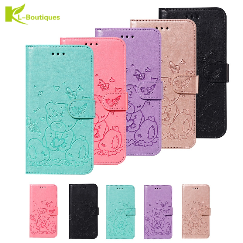 Flip Case Etui on For <font><b>Fundas</b></font> <font><b>iPhone</b></font> 11 Pro Max ase For <font><b>iPhone</b></font> 11 X XR XS <font><b>8</b></font> 7 6 6s Plus Embossing Wallet Leather Card Cover Capa image