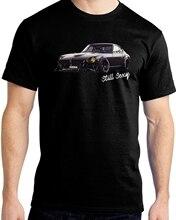 Datsun 200z 240z 280z ainda sexy-100% camiseta de algodão ringsfied (nissan nismo)