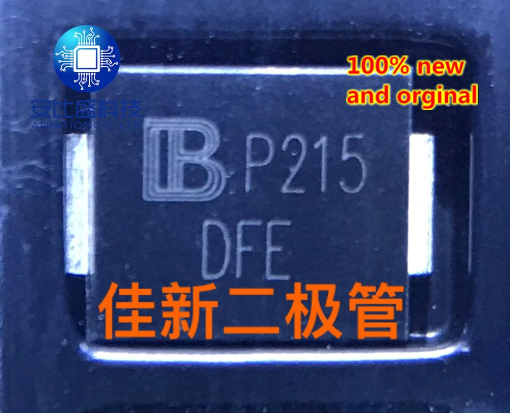 25pcs 100% New And Orginal SMDJ26CA 26V High Power Bidirectional TVS Diode DO-214AB Silk Screen DFE  In Stock