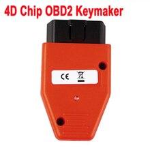 Nur 20 Sekunden Zu Fügen Sie Ein Schlüssel für Toyota Smart Keymaker OBD für 4D und 4C Chip Unterstützung für Toyota lexus Smart Key Programmierer
