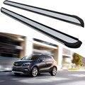 KINGCHER подходит для Buick Encore 2013-2020 ходовые доски бокового шага Nerf бар алюминий