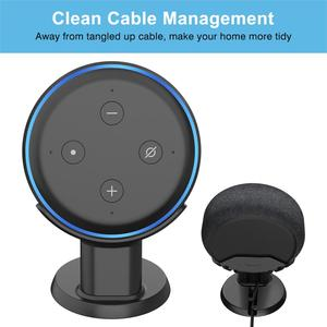 Image 2 - Holder Mount Stand Case For Amazon Alexa Echo Dot 3rd generation Mount Stand work with Amazon Echo Dot 3 Assistant Stand