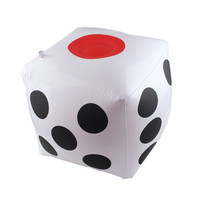 Inflatable Extra Large Dice Activity Game Ultra Large Dice Large Sieve 32*32 Cm Dice Wholesale