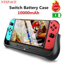 Portable Power Bank 10000mAh For Nintendo Switch NS NX Stand Holder Fast Charger External Battery For Nintendo Switch Console