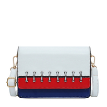brand women bags luxury handbags designer crossbody for 2019 fashion shoulder new Contrast flip messenger