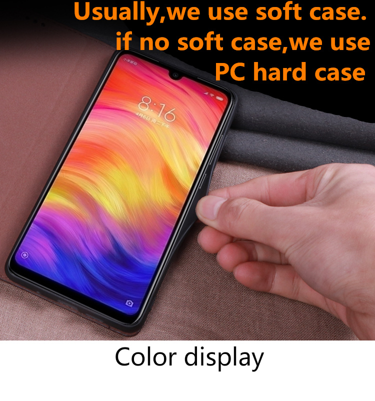 Image 4 - Natural genuine leather ultra thin case for Xiaomi Mi A3/Xiaomi  Mi A2/Xiaomi Mi A1 flip case leather cover standing phone bagFlip  Cases