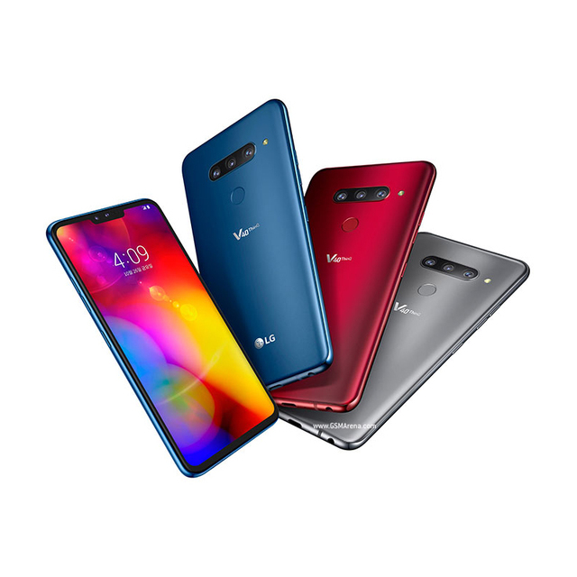 Original LG V40 ThinQ All Mobile Phones Lg Mobiles & Tablets 94c51f19c37f96ed231f5a: Global VERSION V405EBW|Global VERSION V405UA|Global VERSION V409N