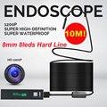 Endoscópio hd durável monitorando telefones celulares câmera 1200 p wifi ip67 computadores de vídeo em tempo real fotos colher de orelha borescope