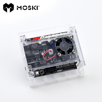 MOSKI , updated USB port cnc engraving machine control board, 3 axis control,laser engraving machine board , GRBL control cnc engraving machine mach3 usb to parallel lpt port converter adapter controller