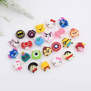 Protect-Cord-Protector Usb-Charger Data-Cable iPhone Charging-Line-Saver Cartoon 100pcs/Lot