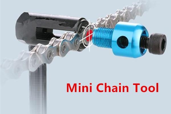 OEM Mini Chain Tool Magic Buckle Repair Removal Tool Bike Master Link Lever Cycling Repair Tools