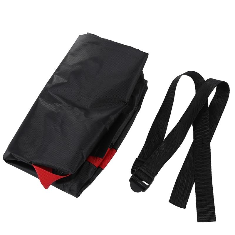 Купить с кэшбэком Portable Oxford Cloth Scooter Bag Carrying Bag For Xiaomi Mijia M365 Electric Skateboard Bag Handbag Waterproof Tear Resistant