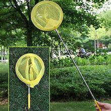 Children Fishing Net Playing In The Water Props Fishing Nets Retractable Catching Dragonflies And Butterflies Summer Toys