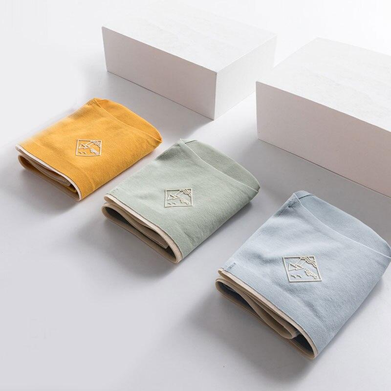 2021 New Seamless Panty Underwear Female Comfort Intimates Fashion Female High-Rise Briefs Women Lingerie