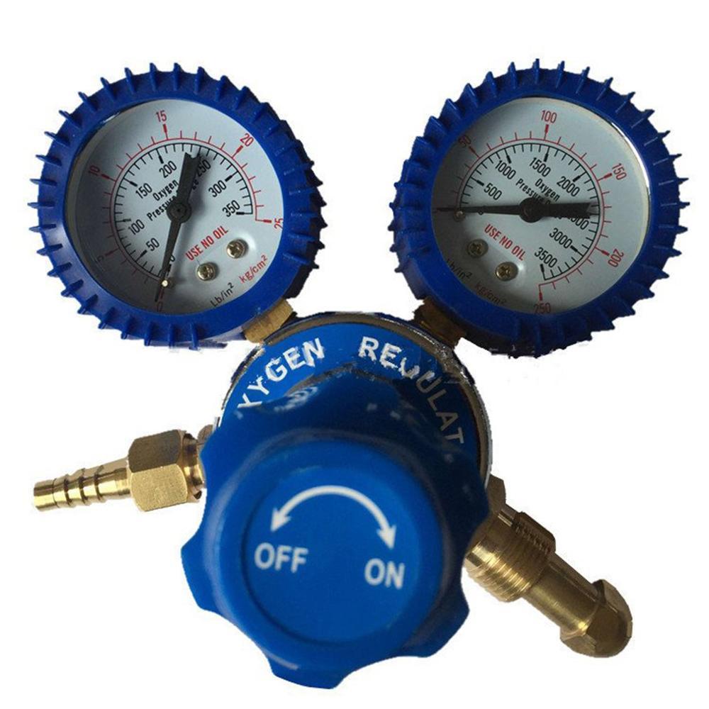 Fh-014-62 High Quality Brass Oxygen Pressure Reducer Copper Pressure Reducing Valve Oxygen Pressure Reducer