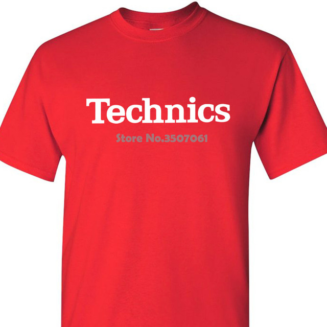 DJ SKILLS TECHNICS T SHIRT DJ 1200 TURNTABLE MUSIC TURNTABLE DJ VINYL RECORDS