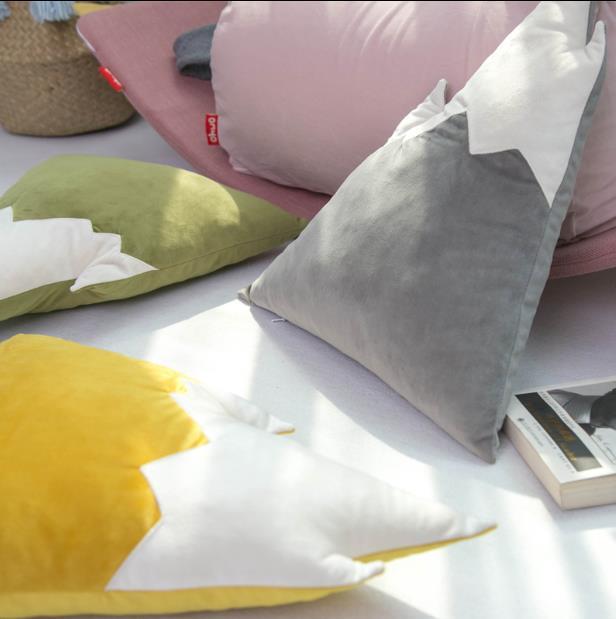 Bebê travesseiro de algodão dos desenhos animados