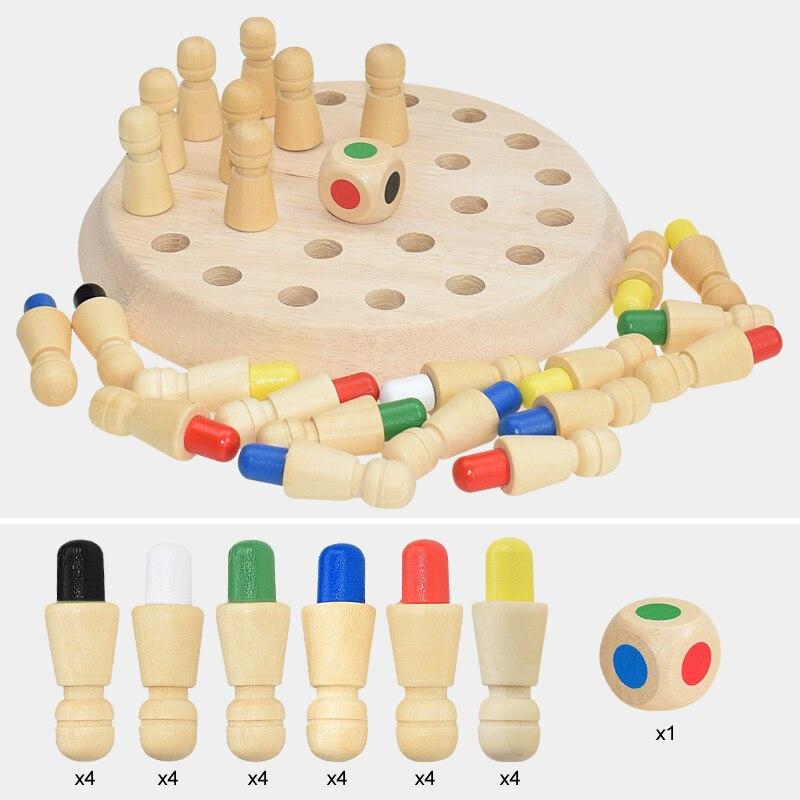 xadrez divertido bloco jogo de tabuleiro cor