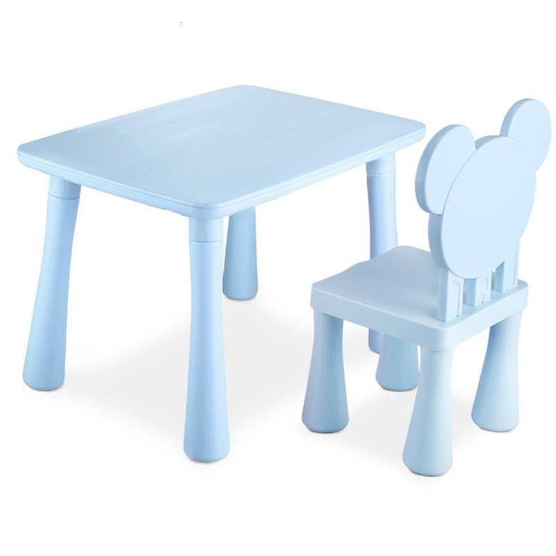 Escritorio Mesa De Estudio Avec Chaise Baby Mesinha Infantil Toddler Kindergarten Study Bureau Kinder Table Enfant Kids Desk