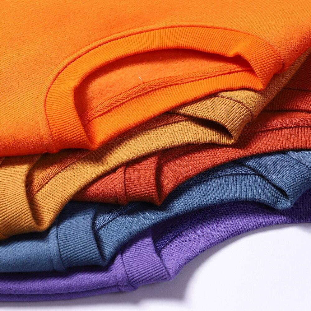 Anime Print Man's Clothing Autumn Oversize Hoodie Long Sleeve Autumn Sweatshirts Fashion O-neck Pullovers Hip Hop Casual Hoody 3