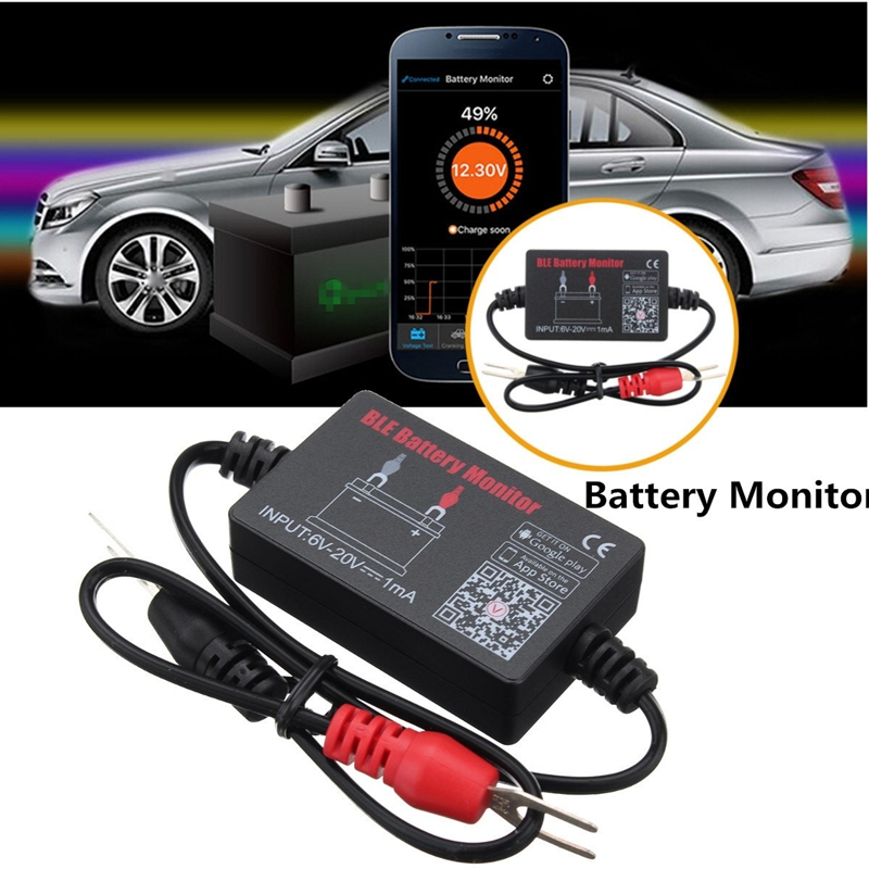 Diagnostics Auto Tester Battery Diagnostic Tool Automotive BM2 Battery Analyzer Car Diagnostic For Android For IOS Code Readers